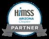 HIMSS Arizona Chapter Partner Seal