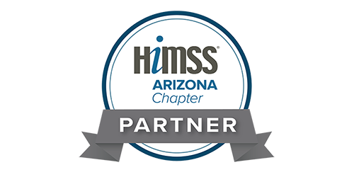 HIMSS Arizona Chapter Partner Seal